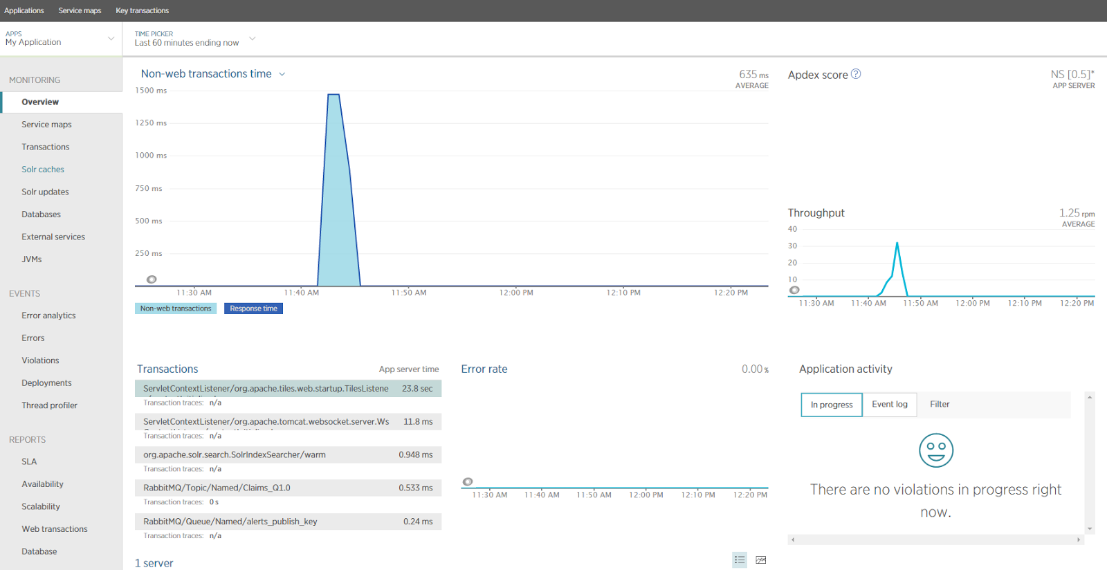 Simplified: Install New Relic Agent for WSO2 ESB on Windows