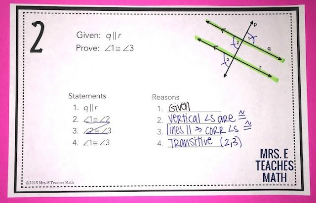 11 Tips for Teaching Geometry Proofs