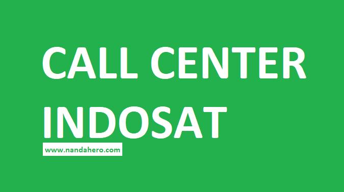 Nomor Call Center Indosat Gratis Bebas Pulsa 24 Jam