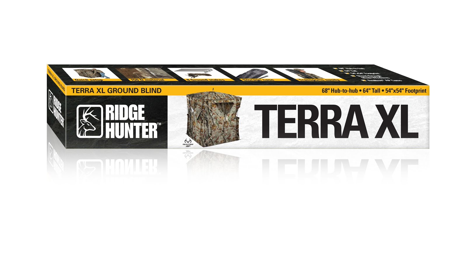 Ridge Hunter Terra XL Blind