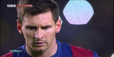 Copa Del Rey : Barcelona 1 vs 0 Atletico Madrid 21-01-2015