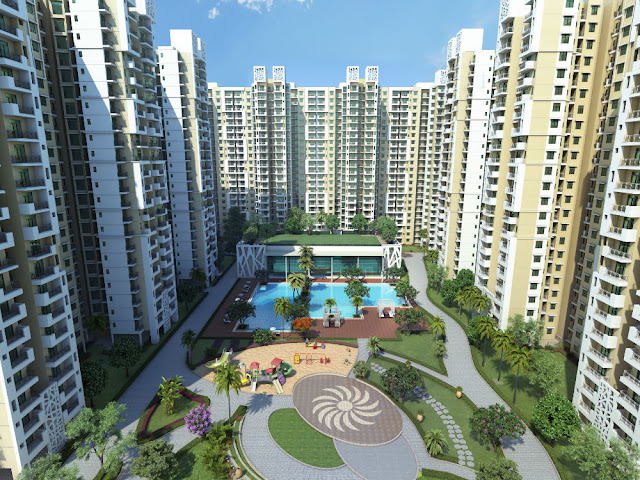 Mahagun My Woods Noida Extension