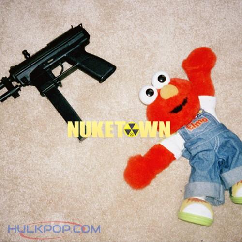 NONZUS MAGNUS – Nuketown – Single