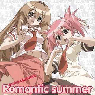 Romantic summer by SUN & LUNAR
