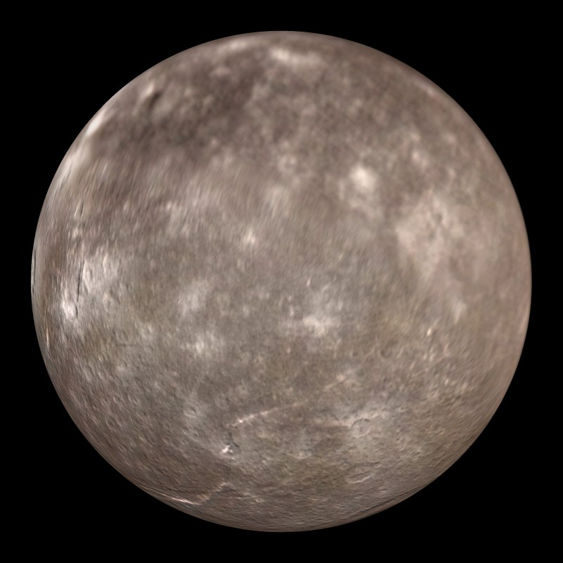 largest moons - photo #10