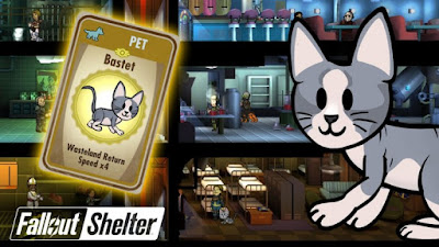 fallout shelter pets how to get