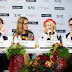 Ksenia Sobchak public talk held with the participation of fashion experts