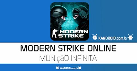 Modern Strike Online v1.24.2 Apk Mod [Munição Infinita]