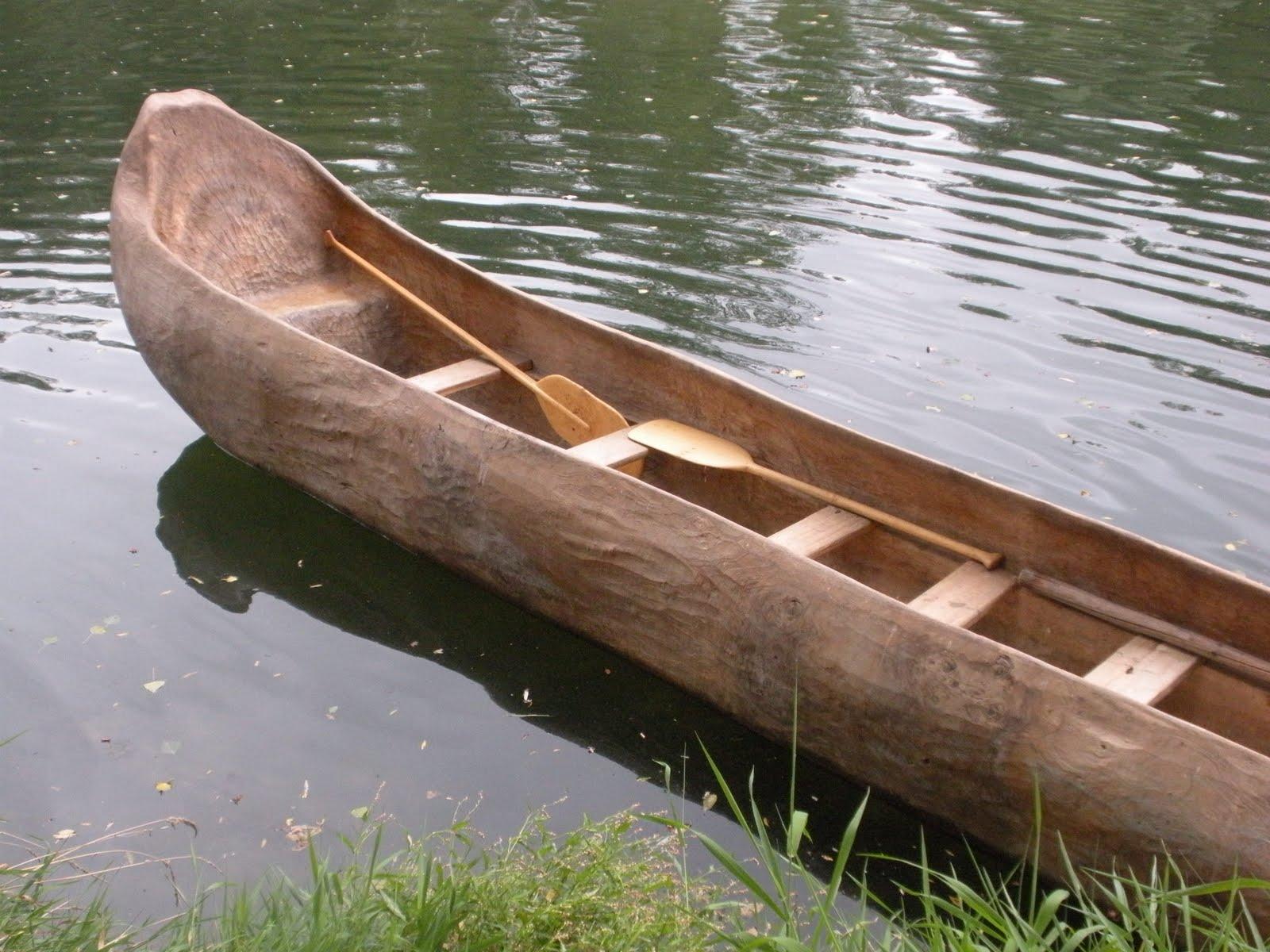 Dugout Canoe | Einbaum | Monoxylon + Download Minecraft Map