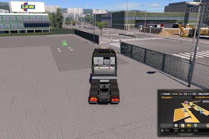Truck Camera Distance - ETS2 V1.33
