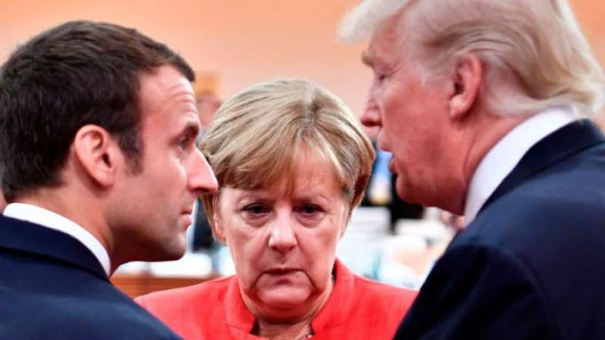 Merkel: EU will retaliate against Trump tariffs
