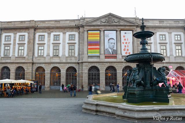 Rectoría de la Universidad de Oporto