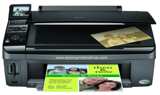 Epson Stylus CX8400 ICA Scanner Drivers for PC
