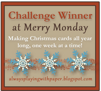 Merry Monday Winner for July 2012