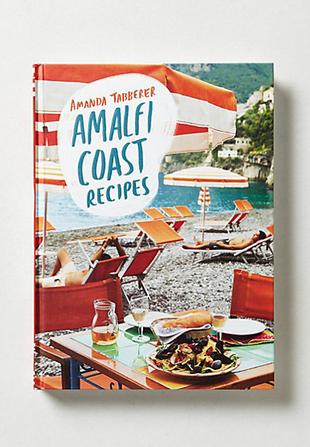 Trendy in Texas, Amalfi Coast Cook Book, Amalfi Coast Recipes, Amanda Tabberer