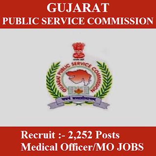 Gujarat Public Service Commission, GPSC, PSC, CGPSC Answer Key, Answer Key, gpsc logo