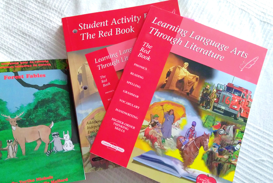 Homeschool Curriculum Review Learning Language Arts Through Literature