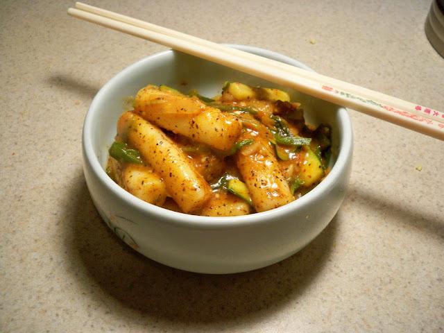 Makanan Yang ada di korea