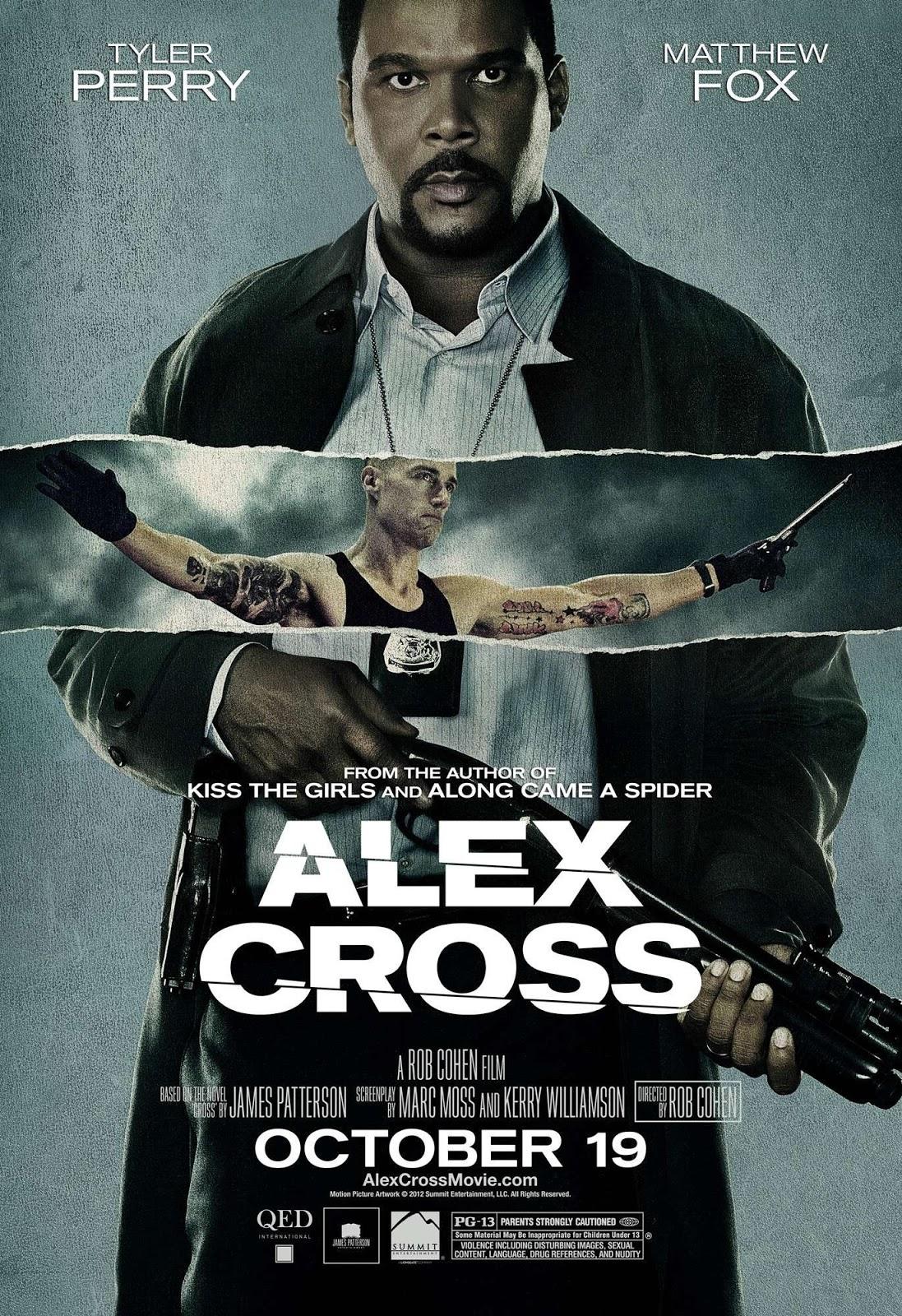 Alex Cross Morgan Freeman