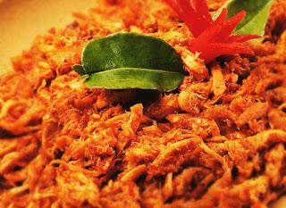 Resep Ayam Suwir Pedas Spesial Khas Bali | Menumasak.com