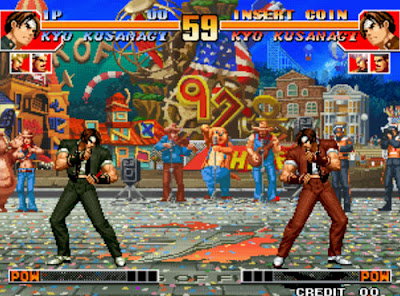 Download the king of fighters '97 for android | the king of.