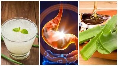 Combate los síntomas de la gastritis con este remedio natural