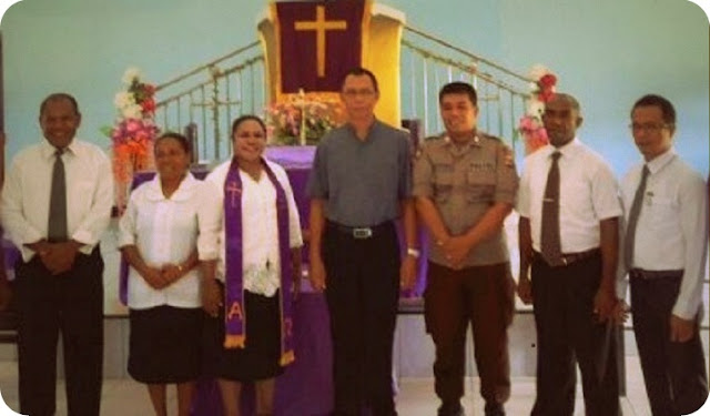 Warga Kampung Waiya Diminta Jaga Keamanan dan Ketertiban