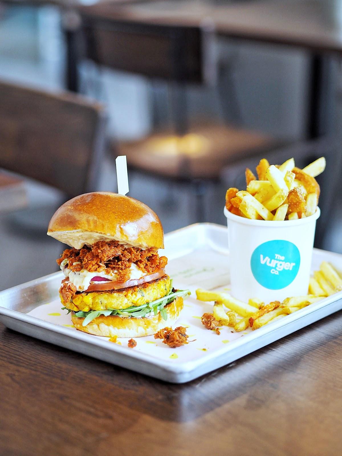The Vurger Co, Shoreditch | Hello Miss Jordan