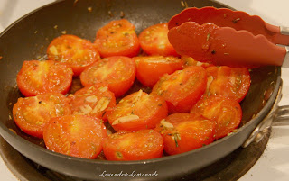 Rustic Provencial Tomato Tarte