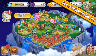 Dragon City v4.5.2 Apk + Mod Terbaru