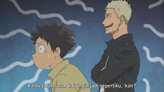 Ballroom e Youkoso Episode 02 Subtitle Indonesia