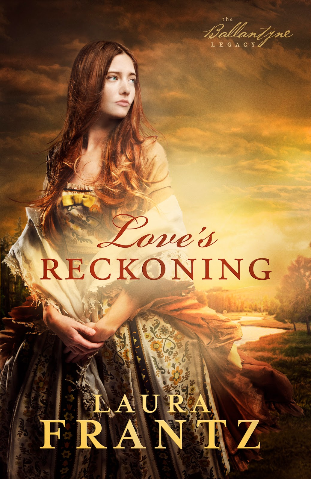 Photo of Laura Frantz' Love's Reckoning book cover