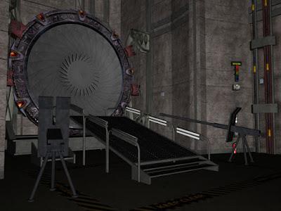 Sala Stargate SGC