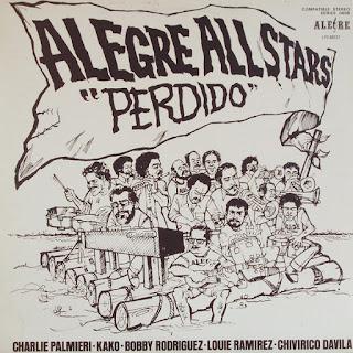 PERDIDO - ALEGRE ALL STARS (1977)