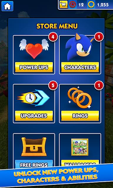 Sonic Dash APK5