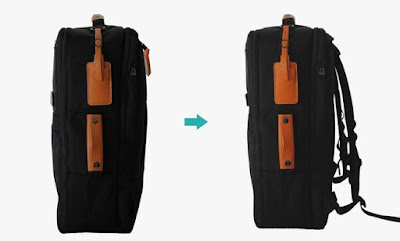 Ultimate Travel Backpack v.2