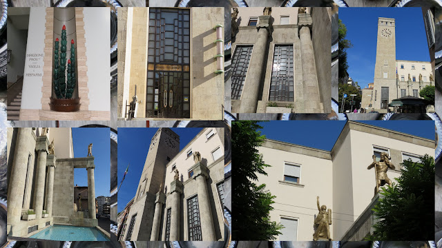 Weekend City Break in Bergamo Italy: Art Deco Architecture