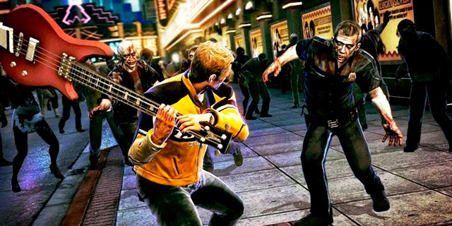 Captura de Dead Rising 2