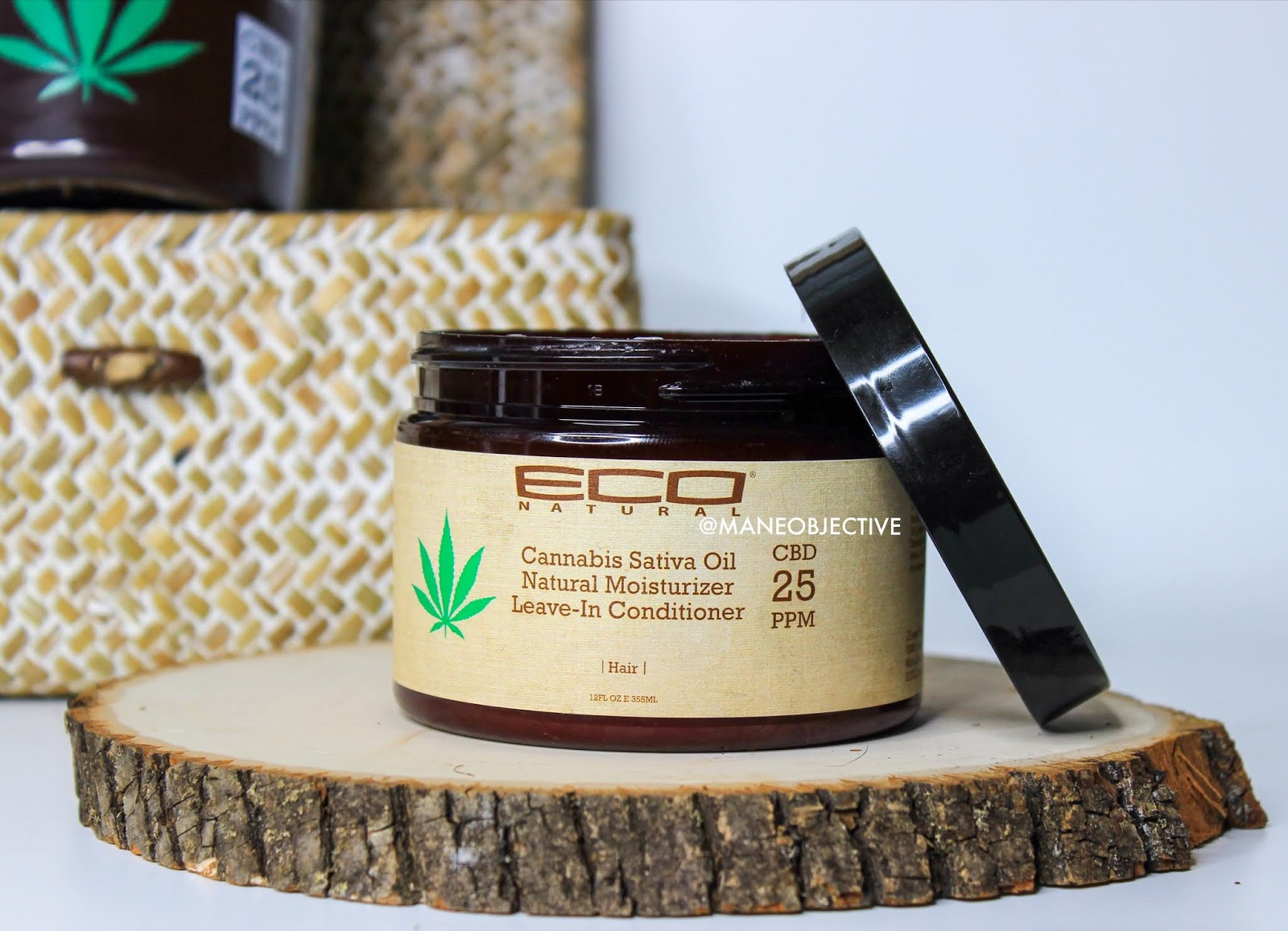 Review Eco Stylers New Cannabis Sativa Oil Cbd Gel And Leave In