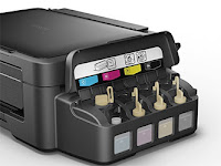 Epson ET-2550 Reset Ink Levels Step by Steps
