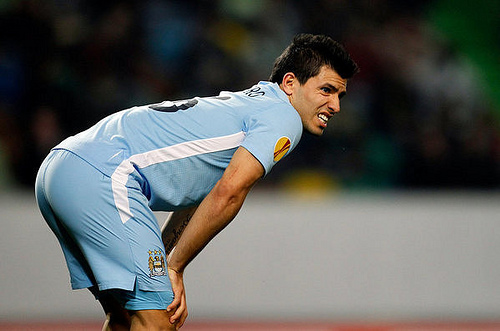 Gallery Olympics Live: Sergio Aguero Profile And Images