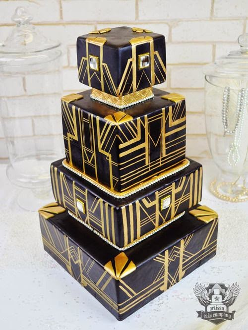 http://chicvintagebrides.com/index.php/wedding-cake/art-deco-wedding-cake-inspiration/
