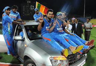 India vs Sri Lanka 5th ODI – 4th Aug – Match Highlights