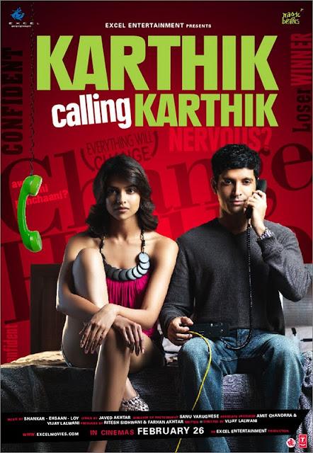 Karthik Calling Karthik (2010) Hindi Movie Songs Download
