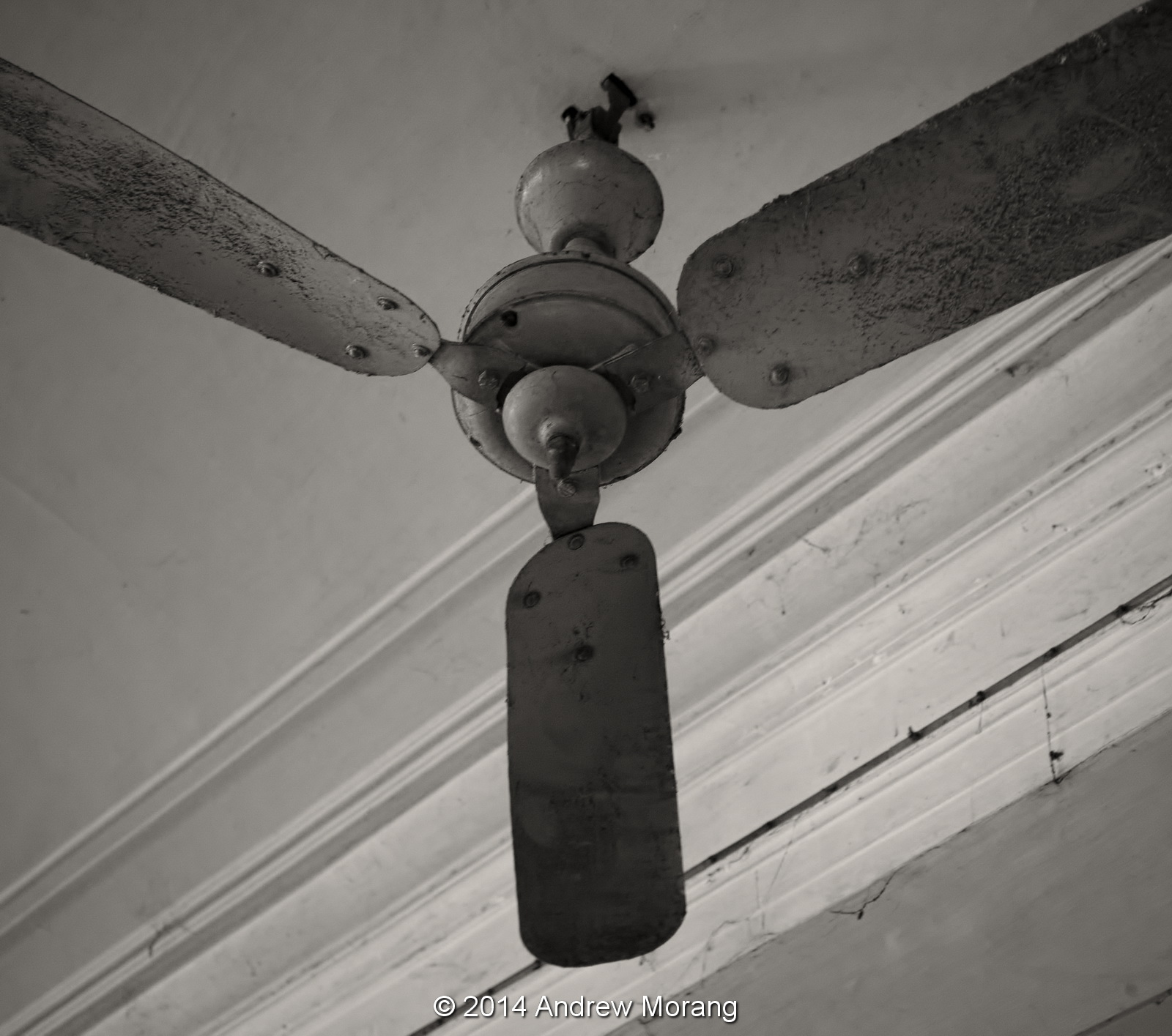 Urban decay november 2014 i assume the fans were added long after original construction electric ceiling fans were invented in 1882 in the united states and spread around the world aloadofball Images
