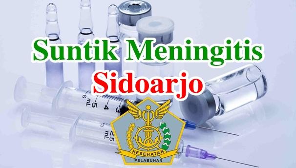 Alamat Tempat Suntik Vaksin Meningitis di Sidoarjo