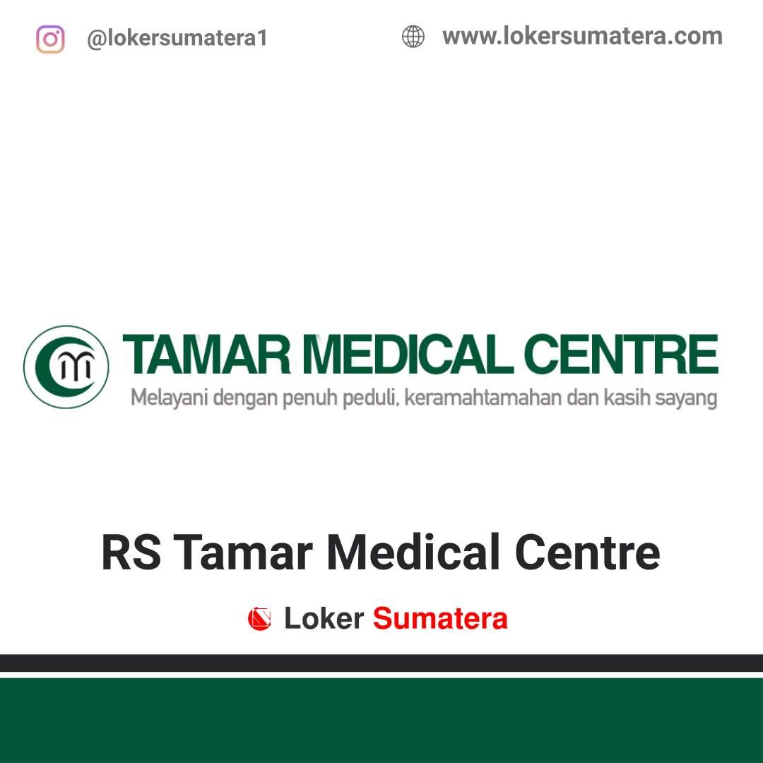 Lowongan Kerja Pariaman: Rumah Sakit Tamar Medical Centre (TMC) Juni 2020