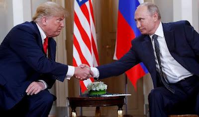Putin Ready To Go To Washington, Invites Trump To Moscow As Well - Image ~ Naijabang