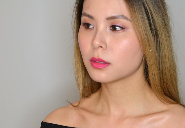Miniso Makeup Look