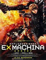 pelicula Appleseed Saga: Ex Machina (2007)
